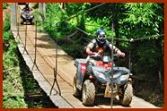 Quad-bike (ATV) in Chiang Mai