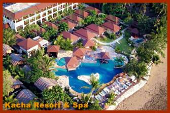 Koh Chang Kacha Resort & Spa - air photo