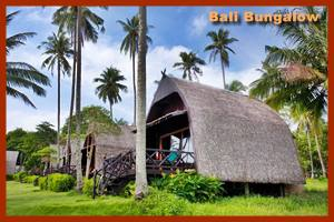 Koh Kood Beach Resort - Bali Bungalow
