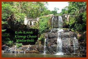 Klong Chao waterfall