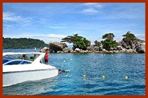 Koh Chang Speedboat tour full day