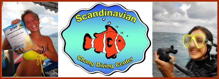 Scandinavian Diveres Koh Chang