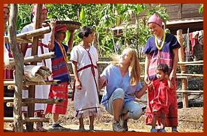 Doi Inthanon Karen tribes