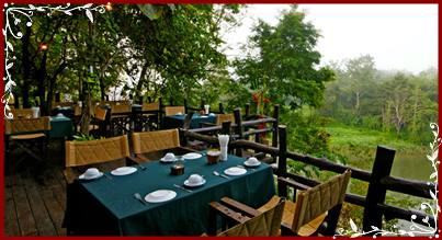 Restaurant - Hintok River Camp