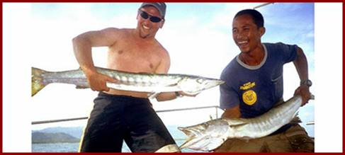 Koh Samui Big Game Fishing
