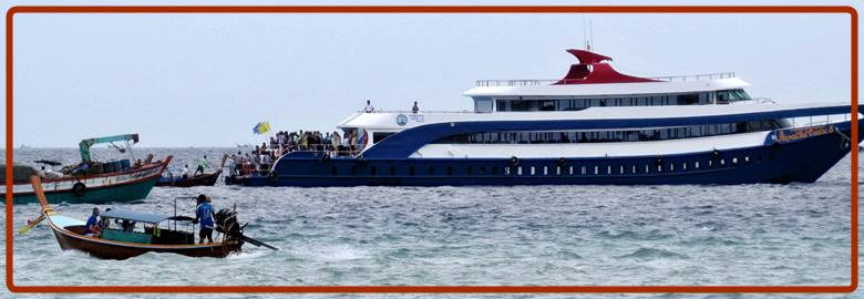 Royal Jet Cruiser - Ferry/Cruies Boat
