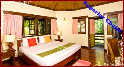 Superior Chalet - River Kwai Resotel